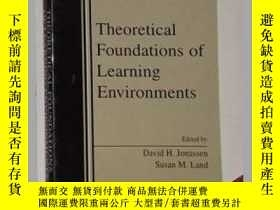 二手書博民逛書店Theoretical罕見Foundations of Lear
