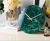 掛鐘/時鐘-靜音掛鐘客廳石英鐘表家用時鐘創意時尚現代簡約大氣藝術輕奢北歐  YYS 東川崎町