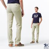 【NST Jeans】【涼夏】淡卡其 涼感纖維x彈性纖維 休閒直筒長褲(中腰) 390(5667) 早春商品55折起