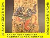二手書博民逛書店丅253罕見精工彩繪,罕見傳世,明末或清初,道教民間神像畫之1: