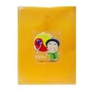 【HFPWP】10元 橘色立體直式文件袋 台灣製 CKB118-5