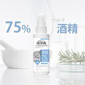極淨適 75%酒精高防護淨化噴霧100ml