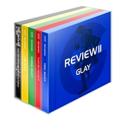 停看聽音響唱片】【CD】GLAY:25周年紀念精選輯REVIEW II ~BEST OF GLAY~ (4CD + 2DVD)