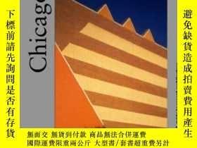 二手書博民逛書店Chicago:罕見A Guide to Recent Arch