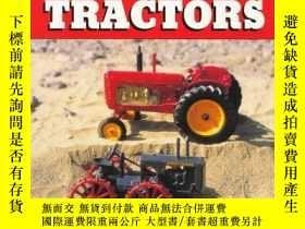 二手書博民逛書店Toy罕見Tractors (Enthusiast Color Series)-玩具拖拉機(愛好者彩色系列)Y