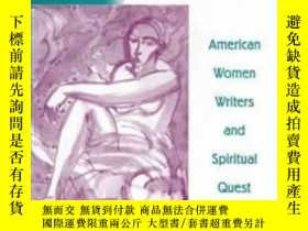 二手書博民逛書店The罕見Wilderness Within: American Women Writers And Spirit