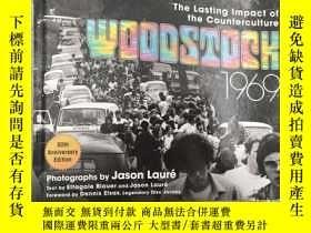 二手書博民逛書店Woodstock罕見1969: The Lasting Imp
