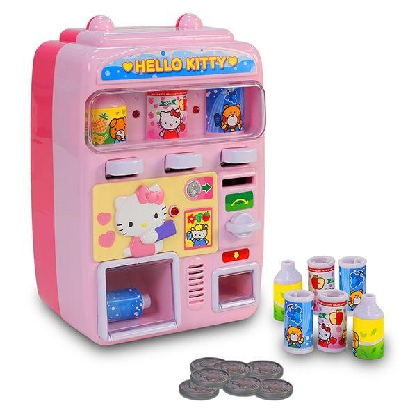 HELLO KITTY 凱蒂貓 自動販賣機 【鯊玩具Toy Shark】