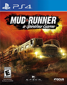 PS4 Spintires: MudRunner(美版代購)