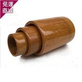 家用炭化竹罐拔火罐10個一套裝竹火罐拔罐器竹子制拔罐竹吸筒『快速出貨YTL』