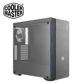 【Cooler Master 酷碼】MasterBox MB600L(藍)可裝光碟機
