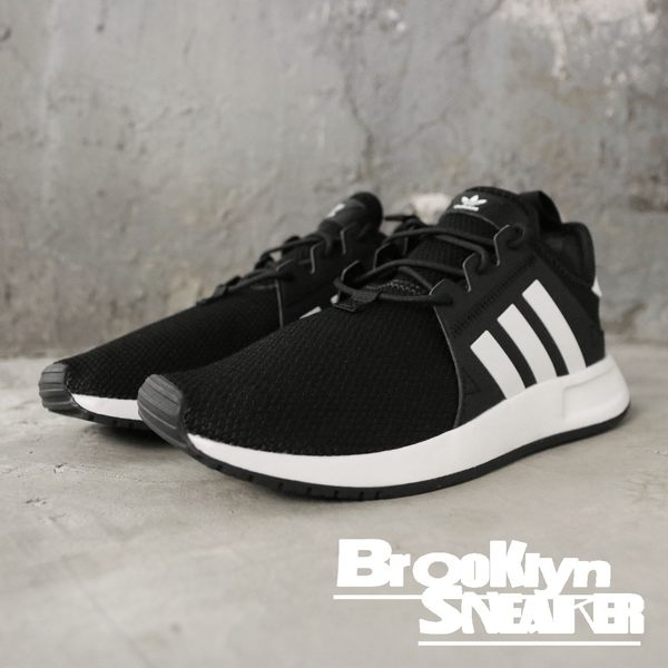 Adidas Original X_PLR  黑白 反光設計 男女款 情侶鞋 (布魯克林) 2019/01月 CQ2405