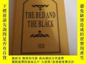 二手書博民逛書店THE罕見BED AND THE BLACKY3664 見書影 見書影