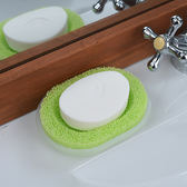 Bubble海綿皂盤組-生活工場