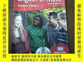 二手書博民逛書店English罕見in Mind Student s Book1