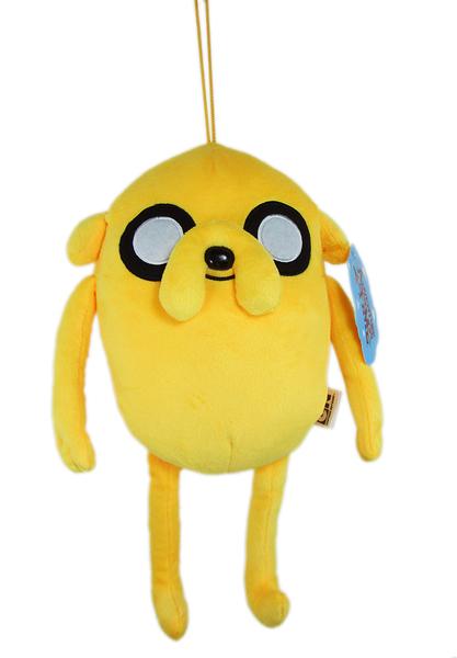 【卡漫城】 老皮 絨毛娃娃 24公分 ㊣版 Adventure Time 探險活寶 阿寶 好朋友 小狗 玩偶 吊飾