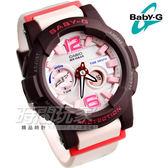 Baby-G BGA-180-4B4 極限運動設計腕錶 日期 計時碼表 世界時間 甜美粉 BGA-180-4B4DR CASIO卡西歐