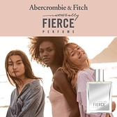 Abercrombie&Fitch 「Naturally FIERCE 天生無懼女性淡香精