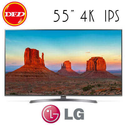 (新品2018) LG 樂金 55UK6540 液晶電視 廣角 4K IPS 智慧連網 2018 全新上市 公司貨 零利率