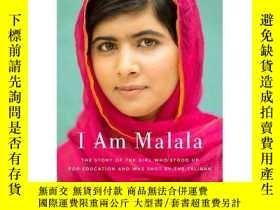 二手書博民逛書店I罕見Am Malala: The Girl Who Stood Up for Education and Was
