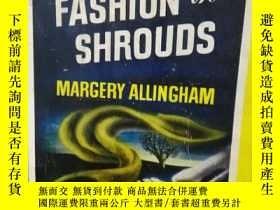 二手書博民逛書店THE罕見FASHION IN SHROUDS BY Marge