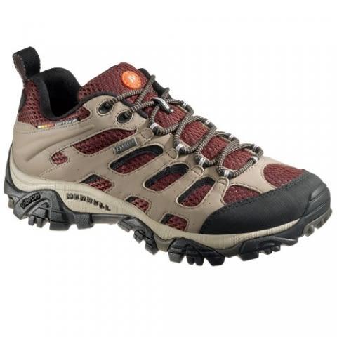 【山水網路商城】美國 Merrell Moab GORE-TEX 黃金鞋底健行鞋/低筒登山鞋/健行鞋 女款 57750