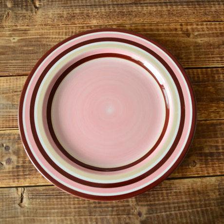 手繪陶瓷|11.2寸平盤