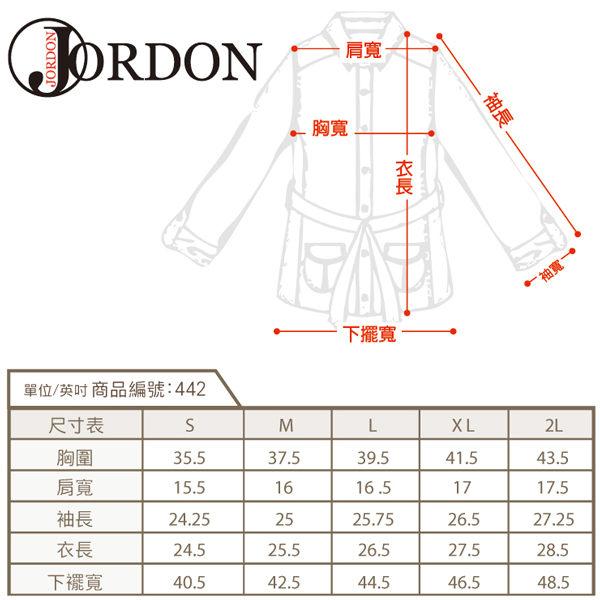 JORDON 都會OL系列 西裝羽絨外套 442