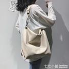 包包2020新款潮韓版大容量單肩學生托特包高級質感斜挎女夏季百搭