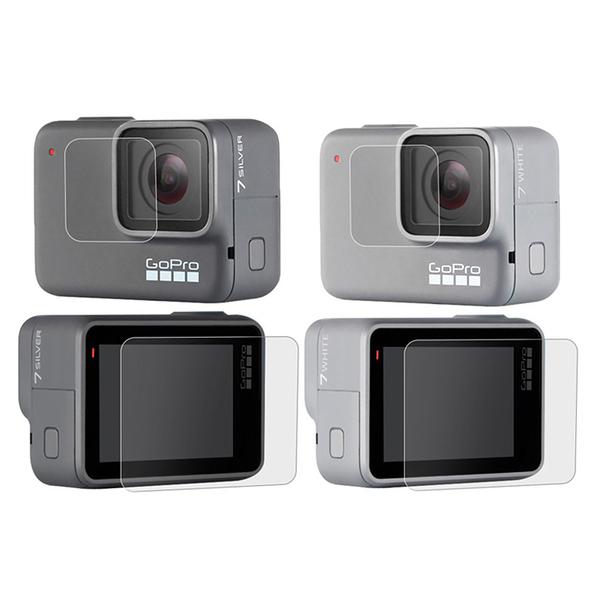 GOPRO 螢幕保護貼 保護膜 HERO7 白/銀 HERO7 White/Silver 適用
