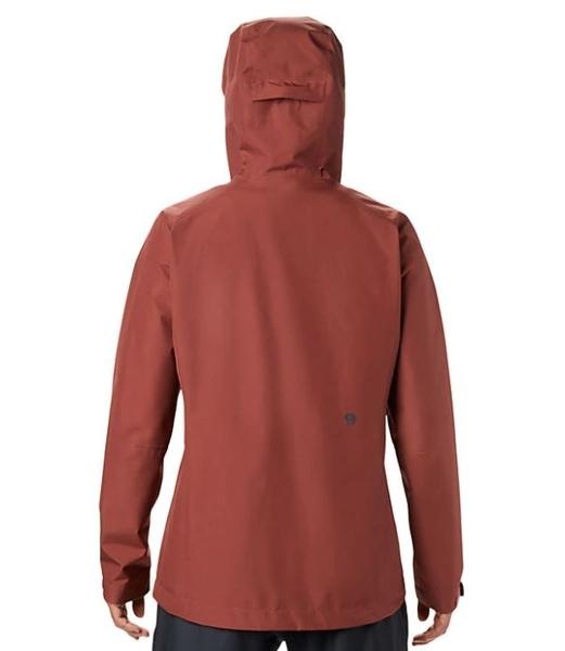 [好也戶外]Mountain Hardwear|Exposure/2™ Gore-Tex女防水透氣外套 水洗岩石/淺風暴灰 No.1881731