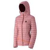 Wildland 荒野 0A32111-32深粉紅  女 700FP連帽輕羽絨外套
