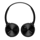 展示機出清! SONY MDR-ZX330BT 耳罩式立體聲藍芽耳機 30小時的高音質音樂連續播放