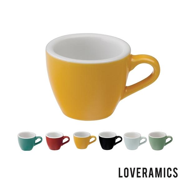 Loveramics Coffee Pro-Egg濃縮咖啡杯80ml(共7色) WUZ屋子