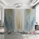 屏風 隔斷牆歐式雙面辦公室客廳臥室遮擋家用摺疊行動布藝簡易摺屏T 多款