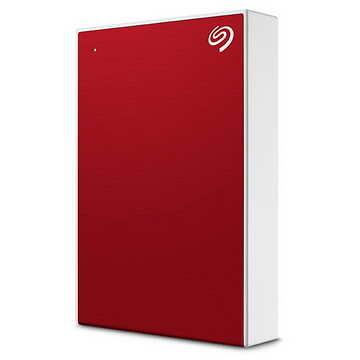 全新 Seagate Backup Plus Portable 5TB - 雅典紅 ( STHP5000400 )