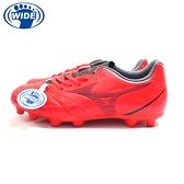 MIZUNO REBULA CUP SELECT 寬楦 成人足球釘鞋 足球鞋紅 P1GA207560 21SS