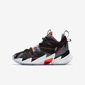 Nike Jordan Why Not Zer0.3 (gs) [CD5804-006] 大童鞋 籃球 喬丹 親子 黑橘