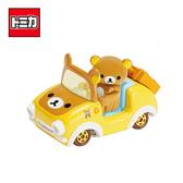 【日本正版】TOMICA 騎乘系列 R07 拉拉熊 x 拉拉熊汽車 懶懶熊 Rilakkuma 多美小汽車 - 887324