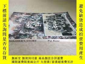 二手書博民逛書店a罕見soldier s story(士兵的故事)Y179846 pat kane 參考圖片 出版1995