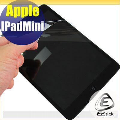 【EZstick】APPLE IPad mini 專用 靜電式平板LCD液晶螢幕貼 (HC鏡面)