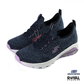 Skechers Skech 藍色 織布 運動休閒鞋 女款 NO.J0123【新竹皇家 12925NVLV】