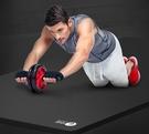 中歐男士健身墊初學者瑜伽墊子加厚加寬加長防滑運動瑜珈地墊家用   圖拉斯3C百貨
