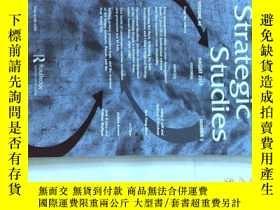 二手書博民逛書店The罕見Journal of Strategic Studies 08 2017戰略戰術研究軍事期刊Y146