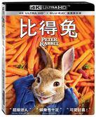 【停看聽音響唱片】【BD】比得兔 雙碟限定版『4K』