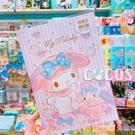 正版授權 三麗鷗 美樂蒂 Melody 自填式週計畫本 手帳本 行事曆 記事本 COCOS JJ020