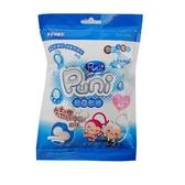 PUNIPUNI超Q牛乳軟糖家庭號65g【愛買】