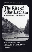 二手書 The Rise of Silas Lapham: An Authoritative Text, Composition and Backgrounds, Contemporary Resp R2Y 0393091651