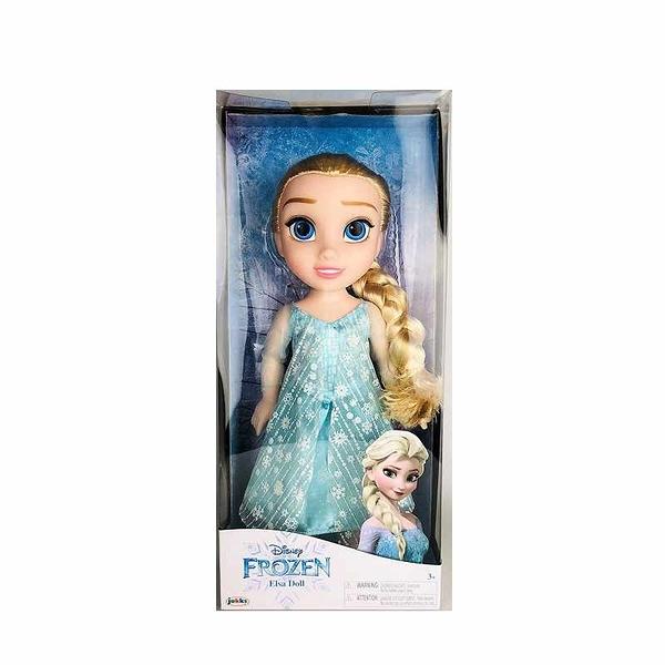 Disney Frozen 冰雪奇緣 Elsa Doll 14吋高 B07ZWGVC8V[2美國直購]