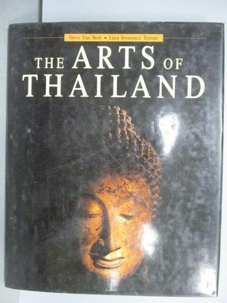 【書寶二手書T3/藝術_QAB】The Arts of Thailand